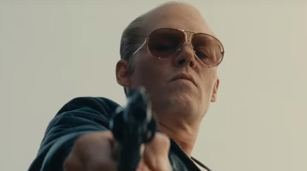 Mass Di Occhiali Johnny Film Nel Depp Black vw8qxw4